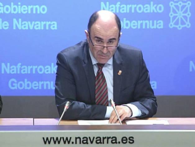 Comparecencia del vicepresidente de Desarrollo Económico, Manu Ayerdi.