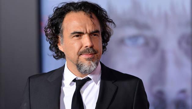 El director Alejandro González Iñárritu.