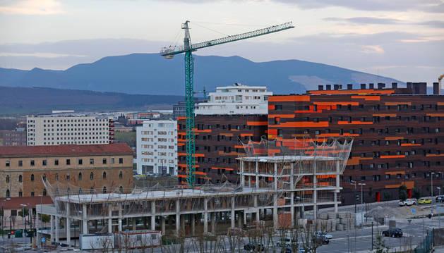 Mercado de vivienda: demasiado pronto para hablar de recuperación en Navarra