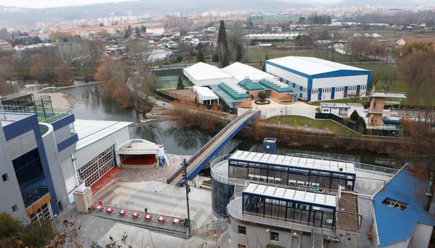 El Club Natación plantea varias mejoras en sus instalaciones deportivas