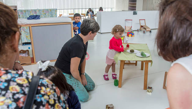 Encuesta sociolingüística a usuarios de escuelas infantiles
