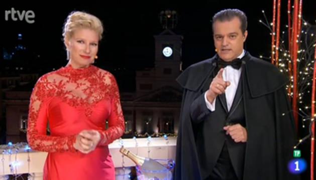 TVE, otro año líder de audiencia en las campanadas