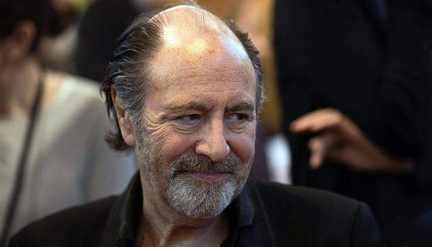 Michel Delpech, en 2014.
