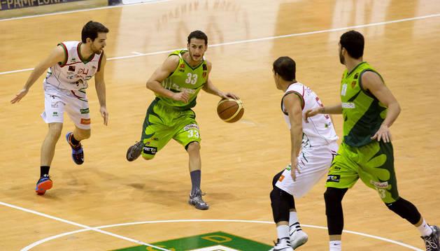 El partido ante Palma fue el penúltimo de Planasa en Anaitasuna.