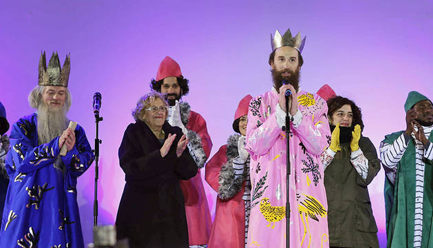 Los Reyes no trajeron el perdón para Manuela Carmena