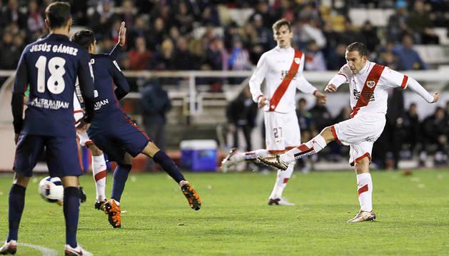 El Calderón decidirá el derbi madrileño (1-1)