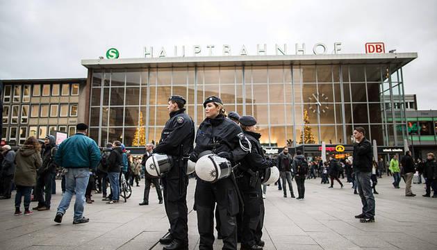 Identificados tres supuestos autores de los ataques a mujeres en Colonia