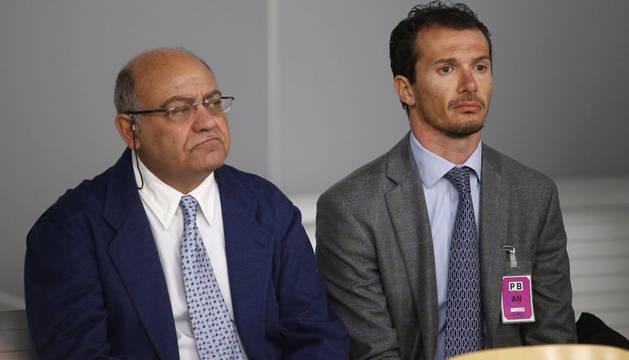 Díaz Ferrán culpa a la Asociación del Transporte Aéreo del fin de Marsans