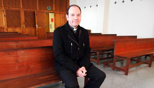 Juan Carlos Elizalde será nombrado nuevo obispo de Vitoria.