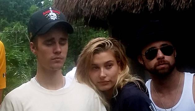 Justin Bieber es desalojado de ruinas de Tulum en México