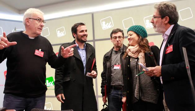 Primer Consejo Político de Izquierda Unida tras las elecciones de diciembre.