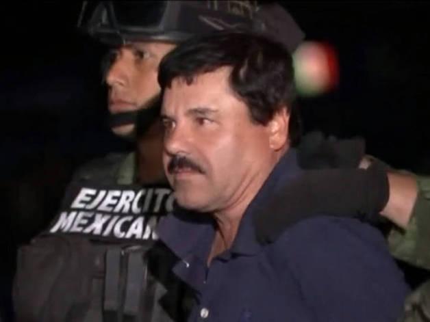 Detenido 'El Chapo' Guzmán tras huir hace siete meses de la cárcel