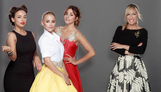 Luján Argüelles se enfrentará el lunes a tres princesas.