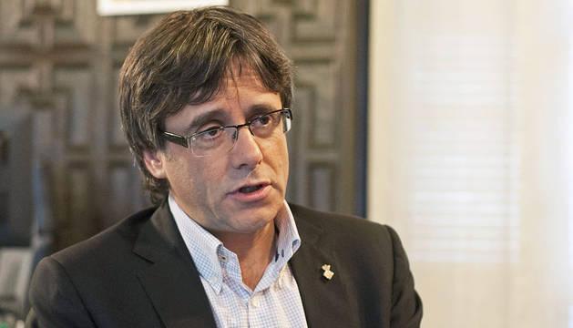 JxSí propone al alcalde de Girona  candidato a presidir la Generalitat