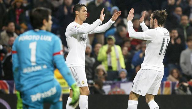 Bale encabeza la primera goleada del Madrid de 'Zizou' (5-0)