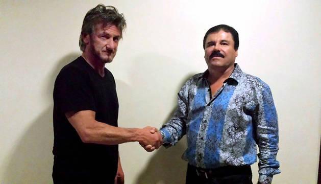 Sean Penn entrevistó a 'El Chapo' Guzmán para la revista Rolling Stone