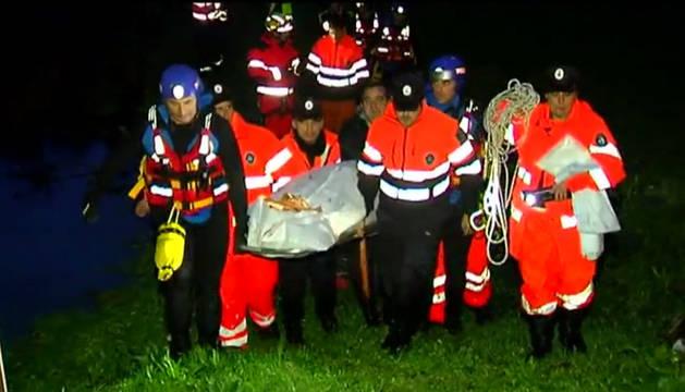 Aparece el cuerpo sin vida de un hombre desaparecido en Santiago