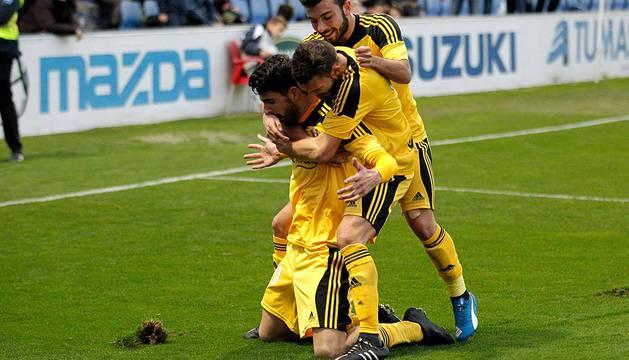 Huesca-Osasuna (0-1)