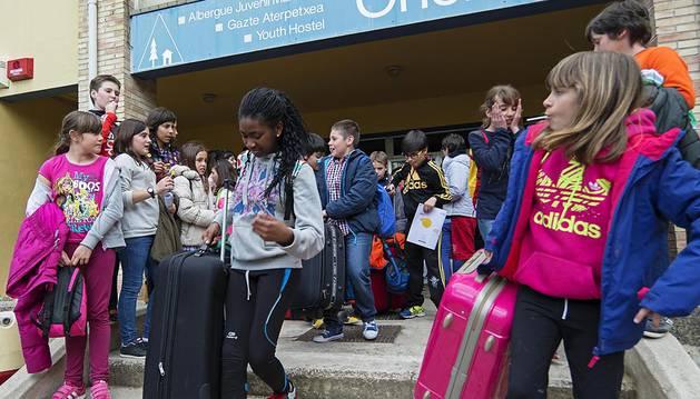 La 'English Week', 2.400 plazas de inmersión en inglés para escolares