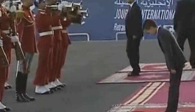 Moulay Hassan, el príncipe que odia el besamanos