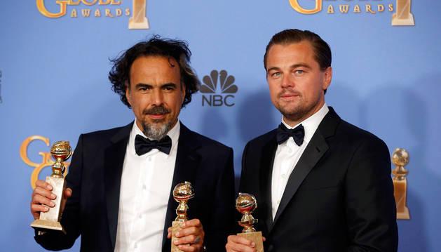 'El renacido', de Iñarritu, conquista los Globos de Oro