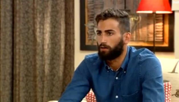 David Jaraba en el programa 'Un principe para tres princesas'.