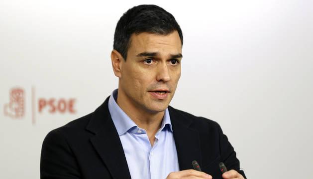 El líder del PSOE quiere celebrar su congreso una vez que haya Gobierno