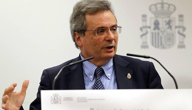 El director de la Organización Nacional de Trasplantes, Rafael Matesanz.