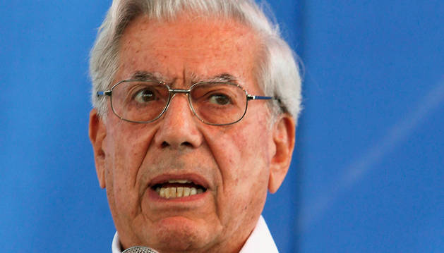 Mario Vargas Llosa.