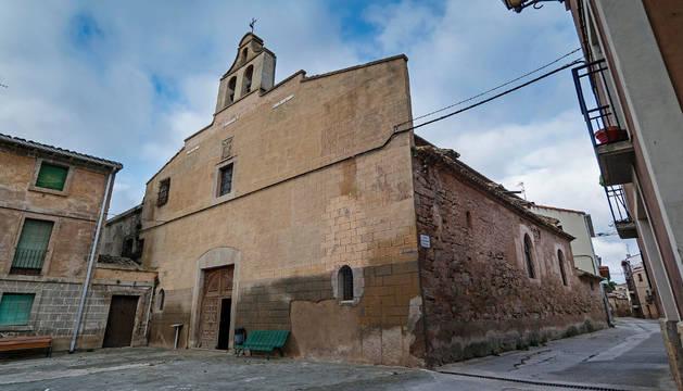 Iglesia de San Francisco, anexa al convento de las Concepcionistas.
