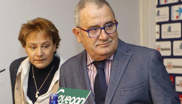 Eva Blanco acompañará a Rafa del Amo en las elecciones a la FNF