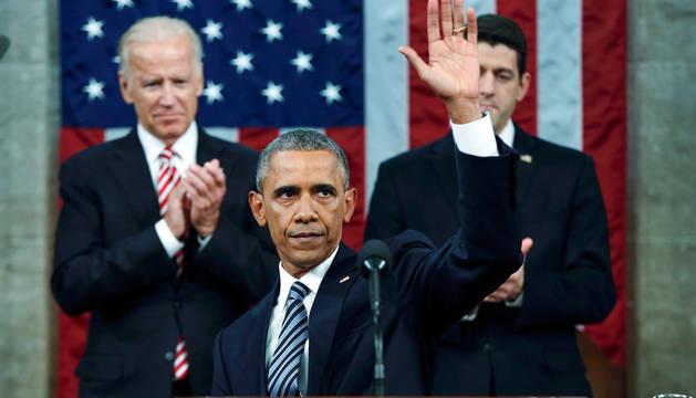 Obama inyecta dosis de optimismo ante el catastrofismo republicano