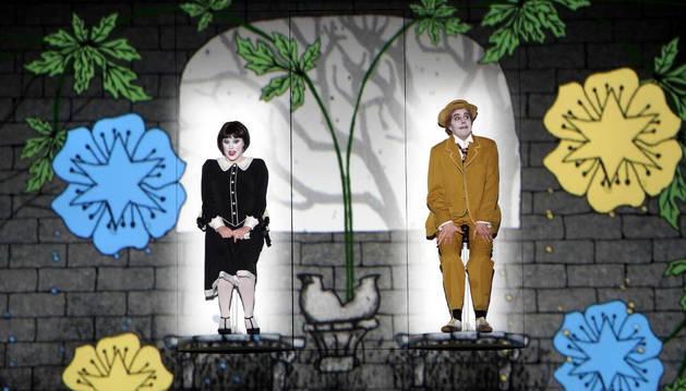 El Teatro Real estrena una versión de 'La flauta mágica'