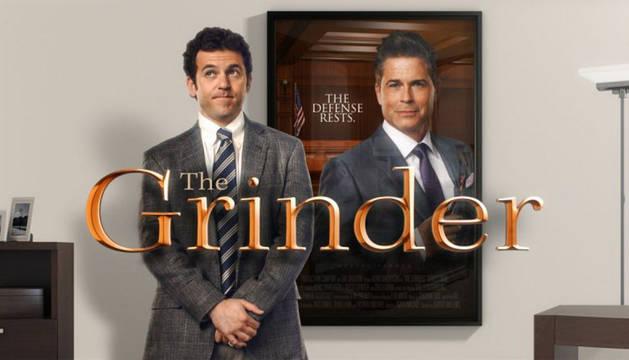 Rob Lowe protagoniza una nueva comedia en Fox Live: 'Grinder'