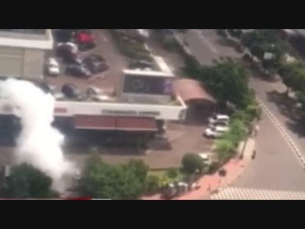 Atentados terroristas en Indonesia