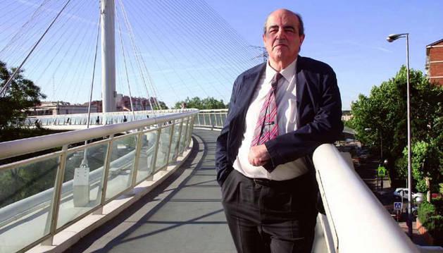 El ingeniero navarro Javier Manterola.