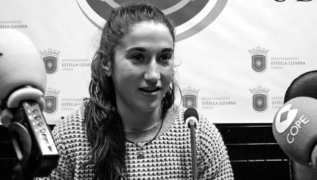 Ainara Elbusto.