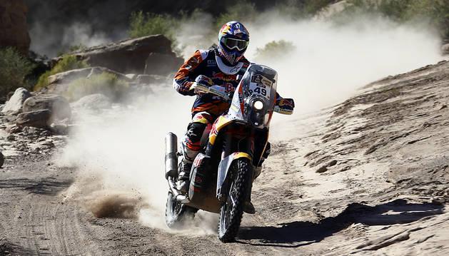 Meo se adjudica la etapa y Price acaricia la victoria en las motos