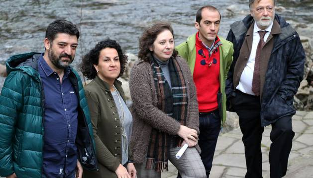 Navarra y Guipúzcoa trabajarán en la mejora de los ríos Bidasoa y Leitzaran
