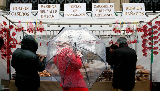 El día de San Blas, el 3 de febrero, los puestos deberán estar montados antes de las 9 horas.