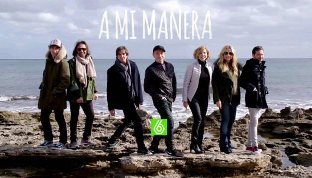 Marta Sánchez o Mikel Erentxun, versionarán éxitos en 'A mi manera'