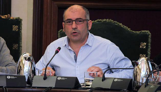 El concejal Abaurrea considera que no insultó a los ediles de UPN y PSN