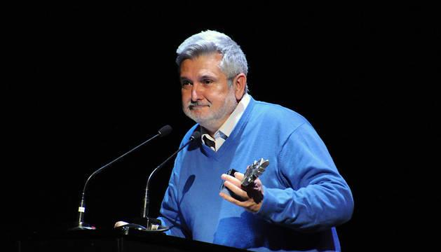 Paco Gisbert logró el Goya en el año 2003.