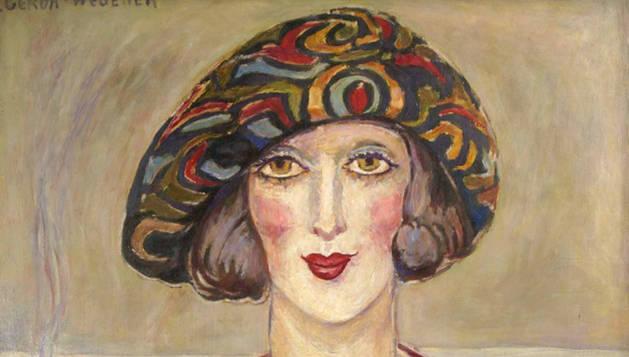 El museo Arken rescata las obras de Gerda Wegner