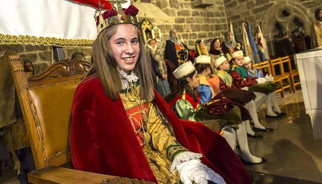 Coronación de la Reina de la Faba 2016