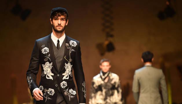 Dolce & Gabbana lleva el 'Spaghetti western' a Milán