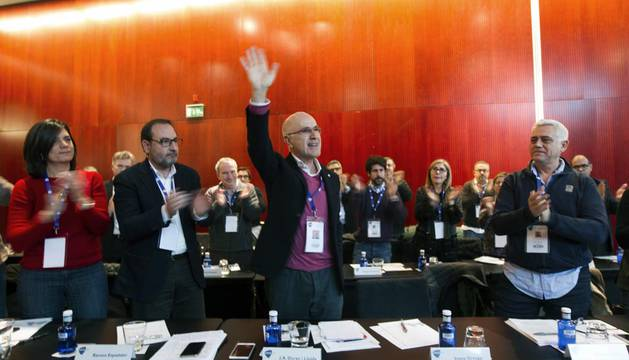 Duran Lleida deja el cargo de presidente de Unió Democràtica