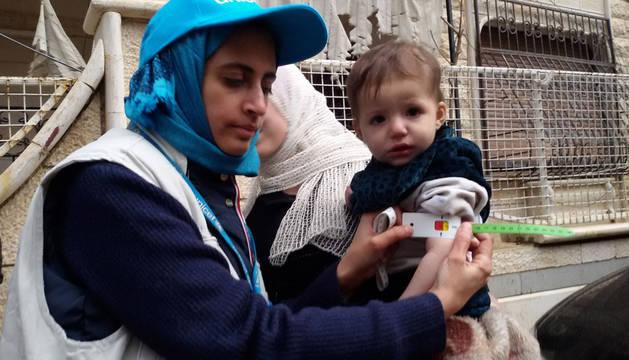 Ascienden a 35 los muertos por inanición en Madaya, según MSF