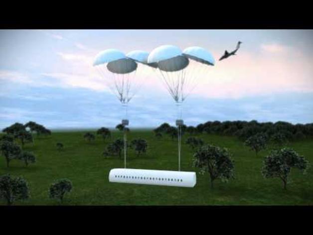 Diseñan un avión que permite dividirse en dos en caso de siniestro aéreo