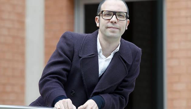 El periodista Albert Forns.